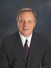 United States Senator Dick Durbin