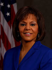 US Congresswoman Robin Kelly