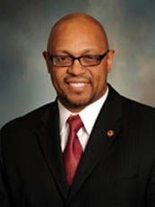 Illinois State Congressman Thaddeus Jones